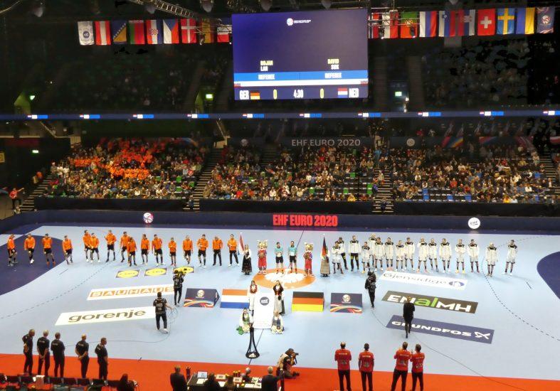 Germania-Olanda ha aperto Euro 2020 allo Spektrum di Trondheim