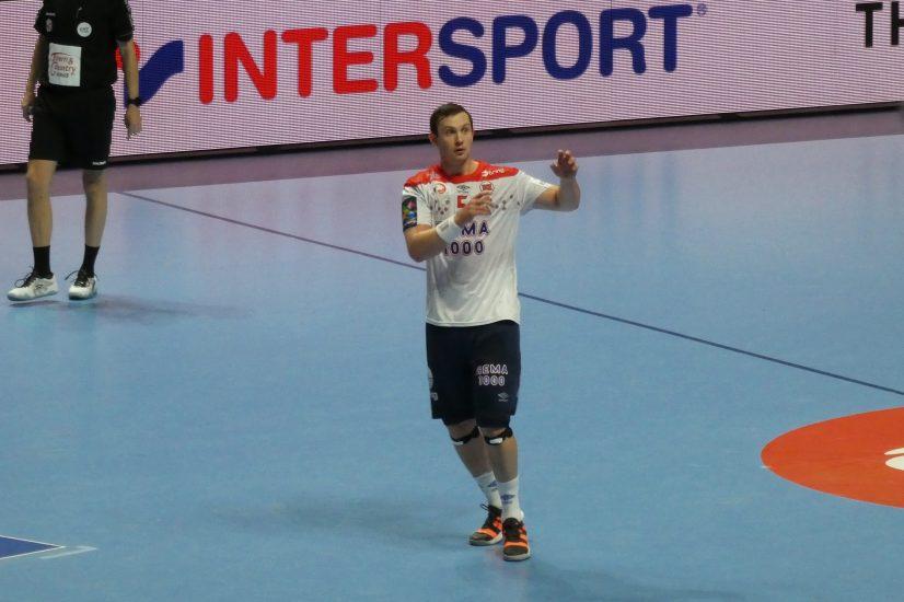Sander Sagosen cannoniere di Euro 2020 con 65 gol. È record