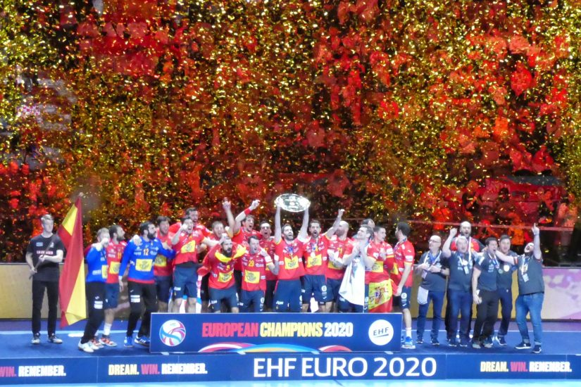 Hola España! La nazionale spagnola vince Euro 2020