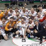 Coppa Italia vinta a Siena, Pallamano Bolzano Maschile