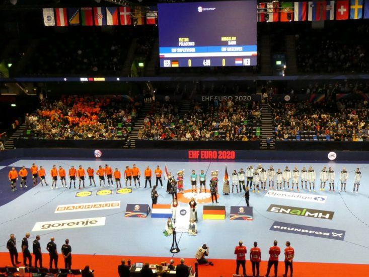 Germania-Olanda, partita inaugurale di Euro 2020 allo Spektrum di Trondheim