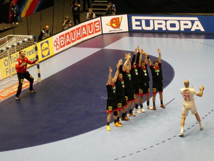 Spagna-Germania allo Spektrum di Trondheim durante Euro 2020