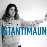 #distantimauniti, il messaggio di Ilaria Dalla Costa