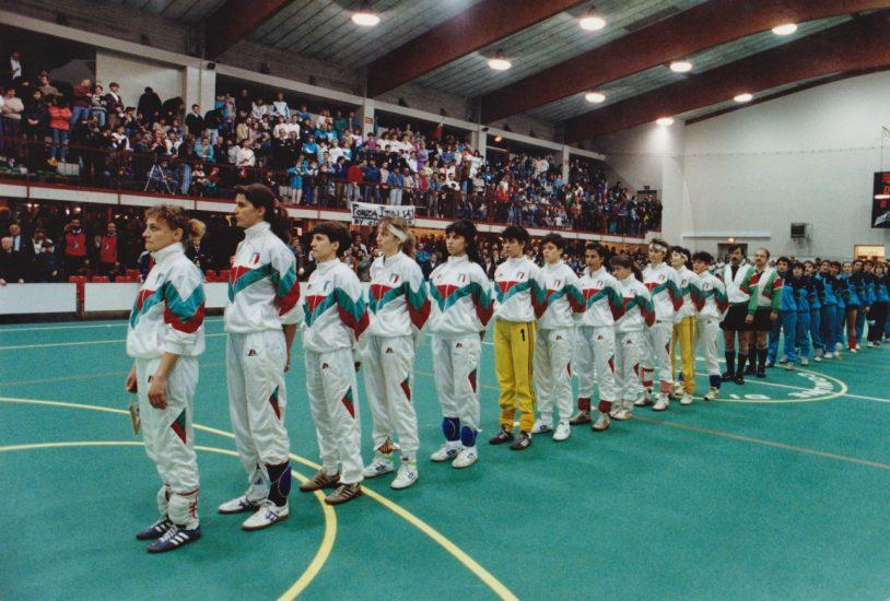 """Handball '91: quando le Azzurre """"stregarono"""" il PalaTacca"""
