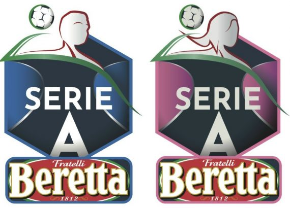 Logo Serie A di pallamano Beretta
