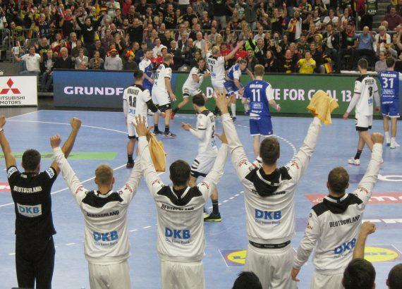 Torna la Bundesliga di pallamano