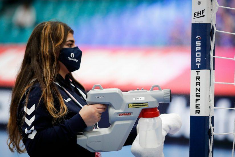 """Euro 2020 di pallamano femminile: la nuova """"normalità"""""""