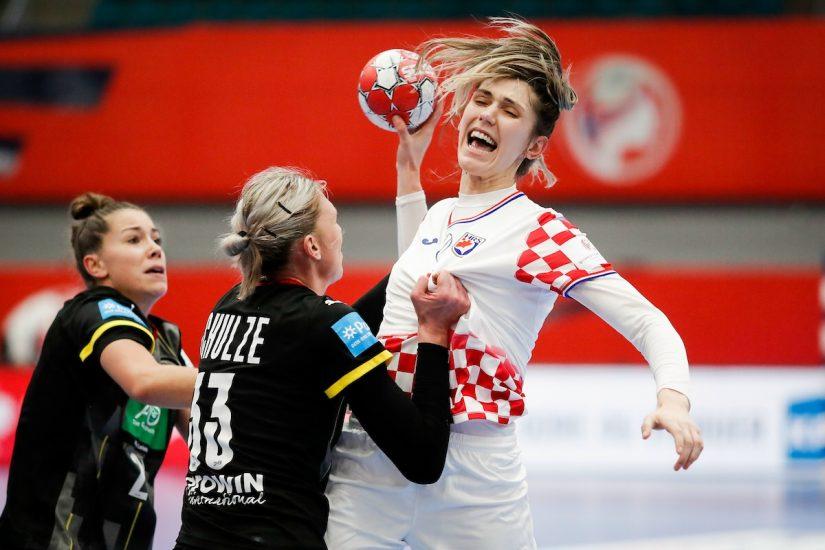 L'urlo della Croazia!