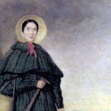 La paleontologa Mary Anning