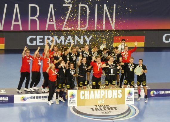 Pallamano, Europei Under 19: vince la Germania